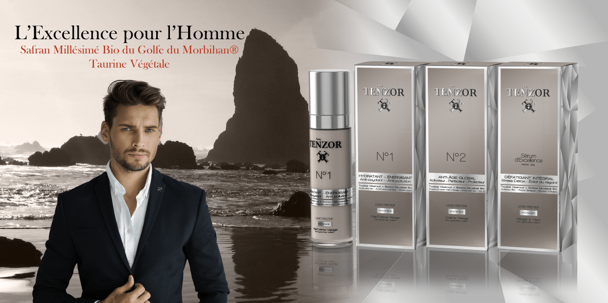 Gamme Homme TENZOR
